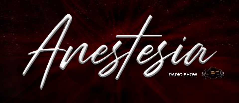 ANESTESIA :: Grand Opening on TM Radio (aired on June 18th, 2020) banner logo