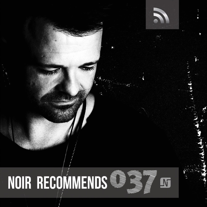 Noir Recommends :: Episode 037 (Live at the Black Lab) (aired on October 31st, 2017) banner logo