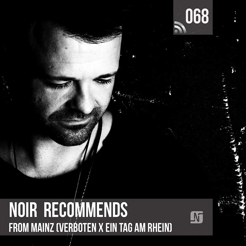 Noir Recommends :: Episode 068, live at The Black Lab8 (aired on June 5th, 2018) banner logo