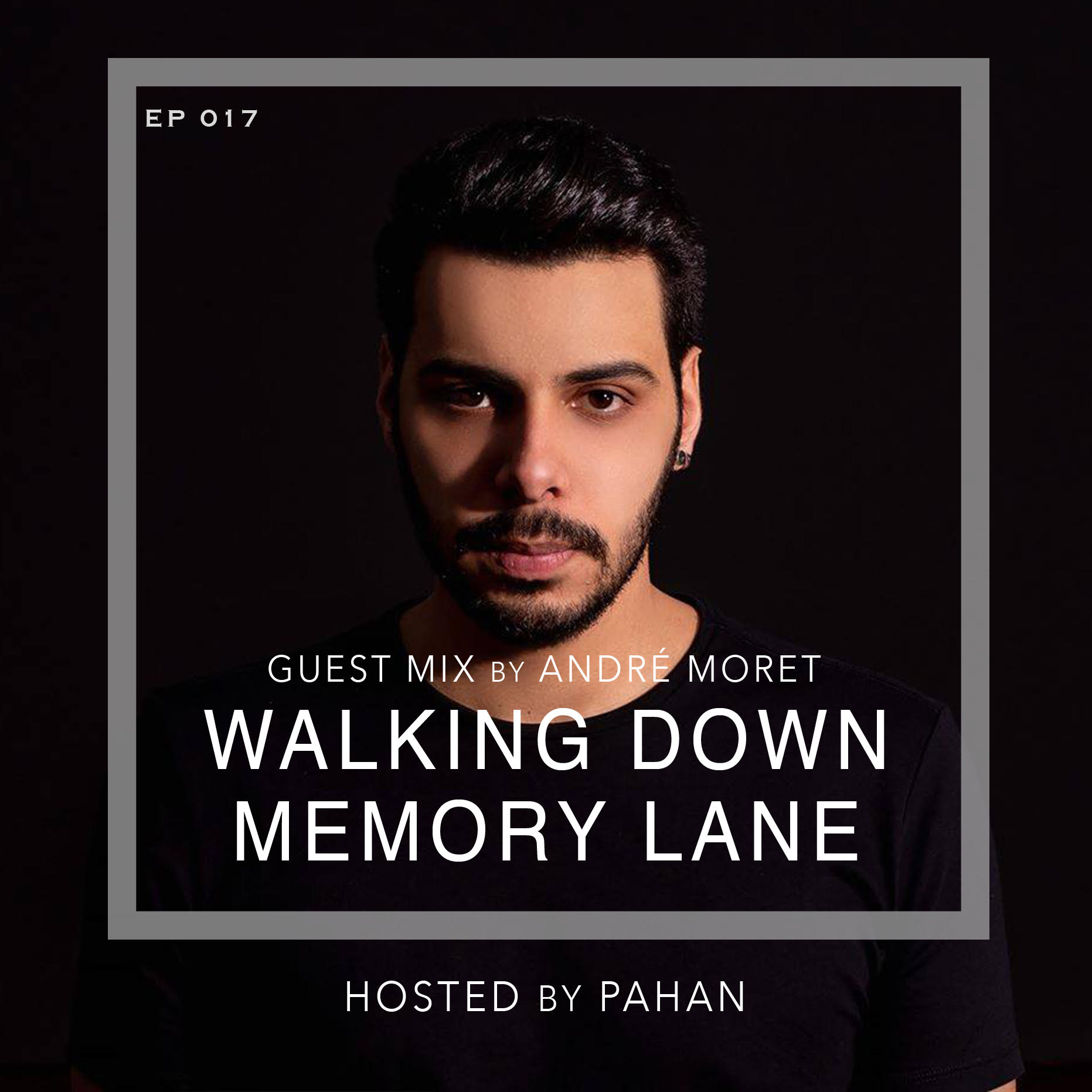 Walking Down Memory Lane :: Walking Down Memory Lane |17| Guest Mix by ANDRÉ MORET (aired on July 27th, 2020) banner logo