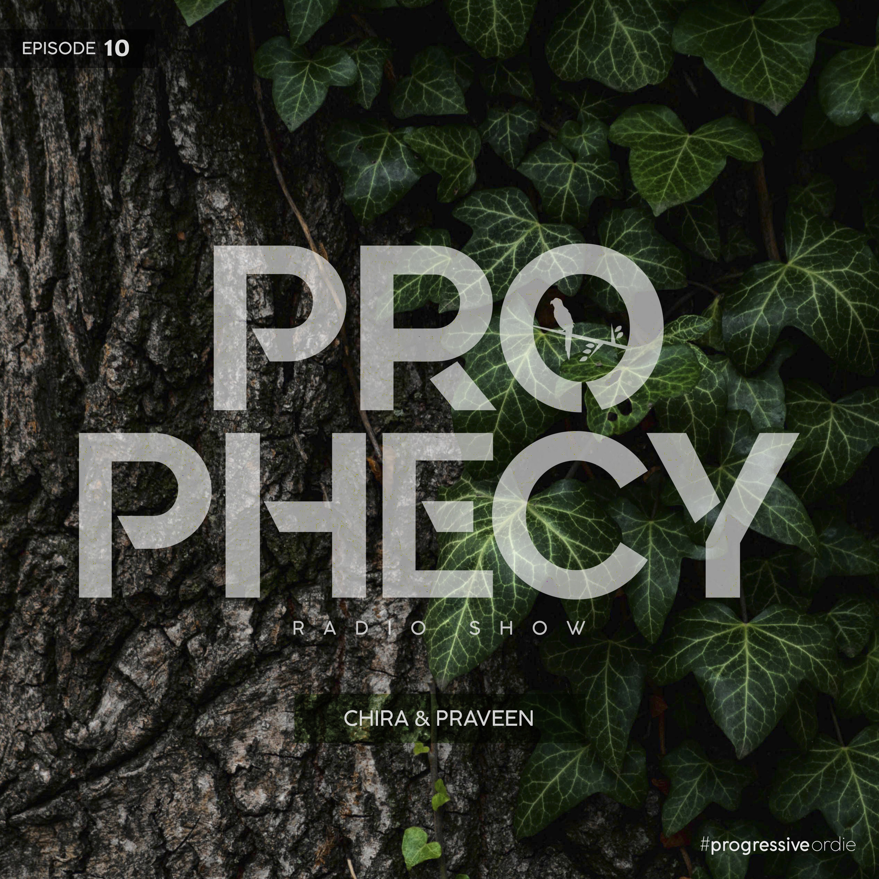 PROPHECY :: Prophecy Radio Show - Sep2019 - EP 10 (aired on September 20th, 2019) banner logo