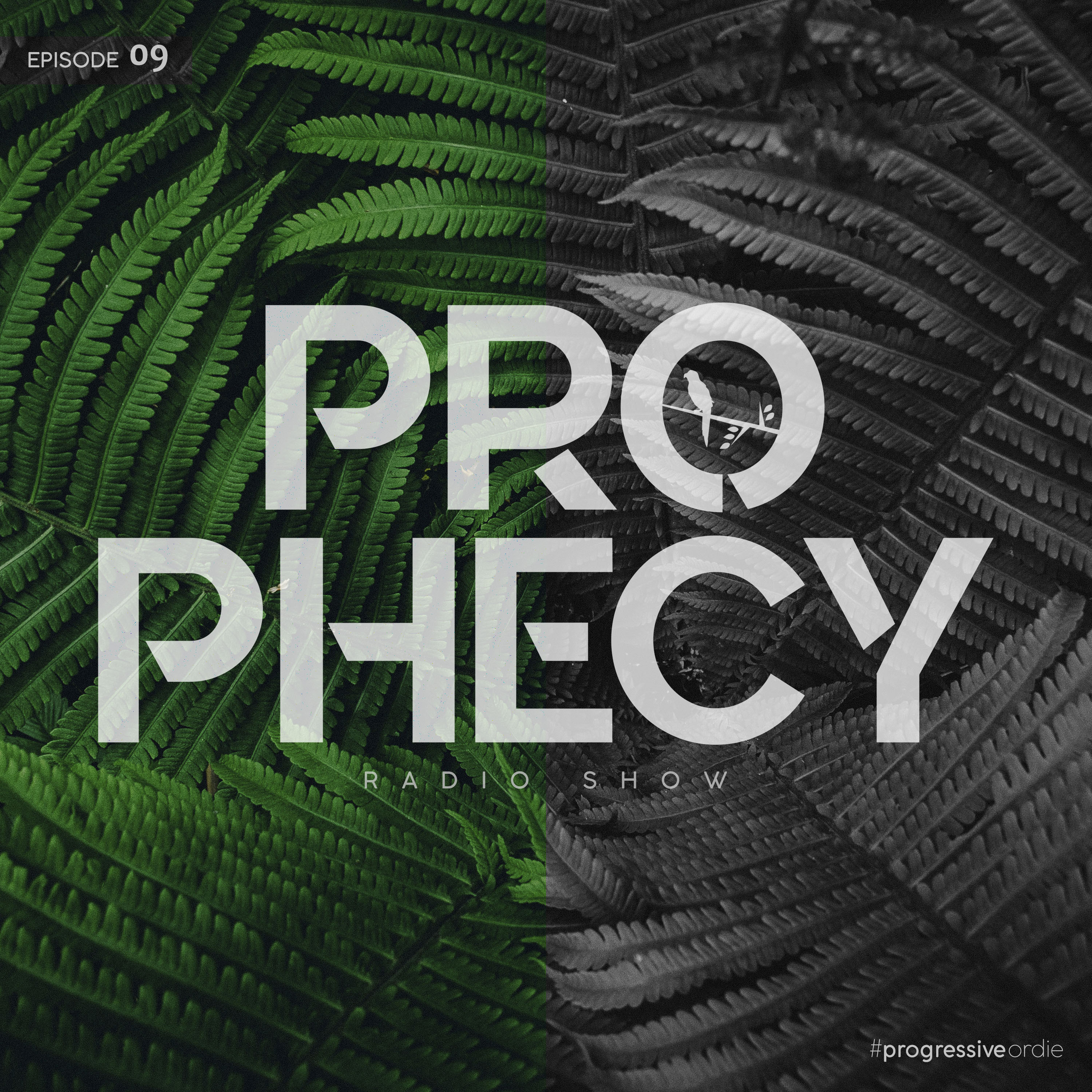 PROPHECY :: Prophecy Radio Show - Aug2019 - EP 09 (aired on August 16th, 2019) banner logo