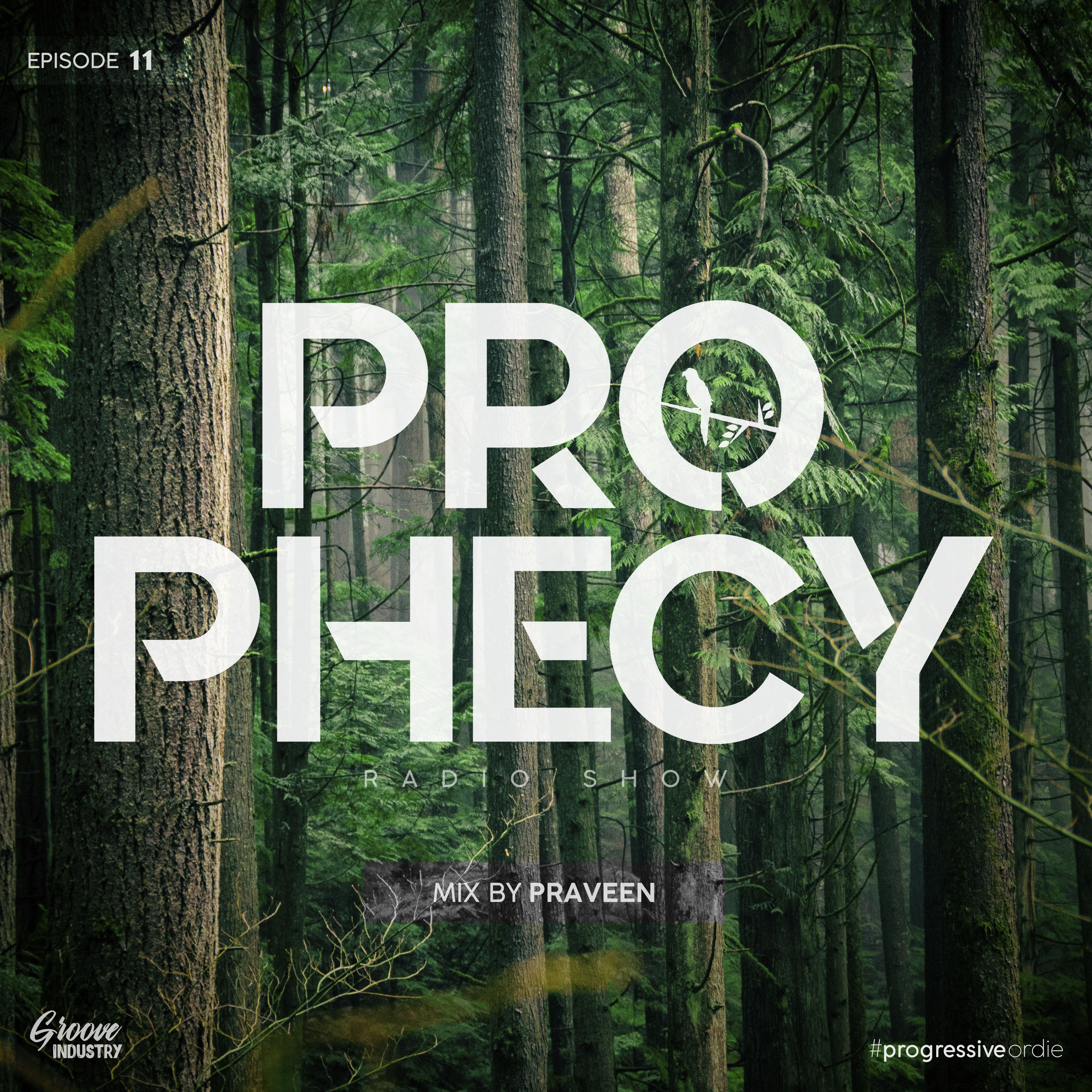PROPHECY :: Prophecy Radio Show - Oct2019 - EP 11 (aired on October 18th, 2019) banner logo