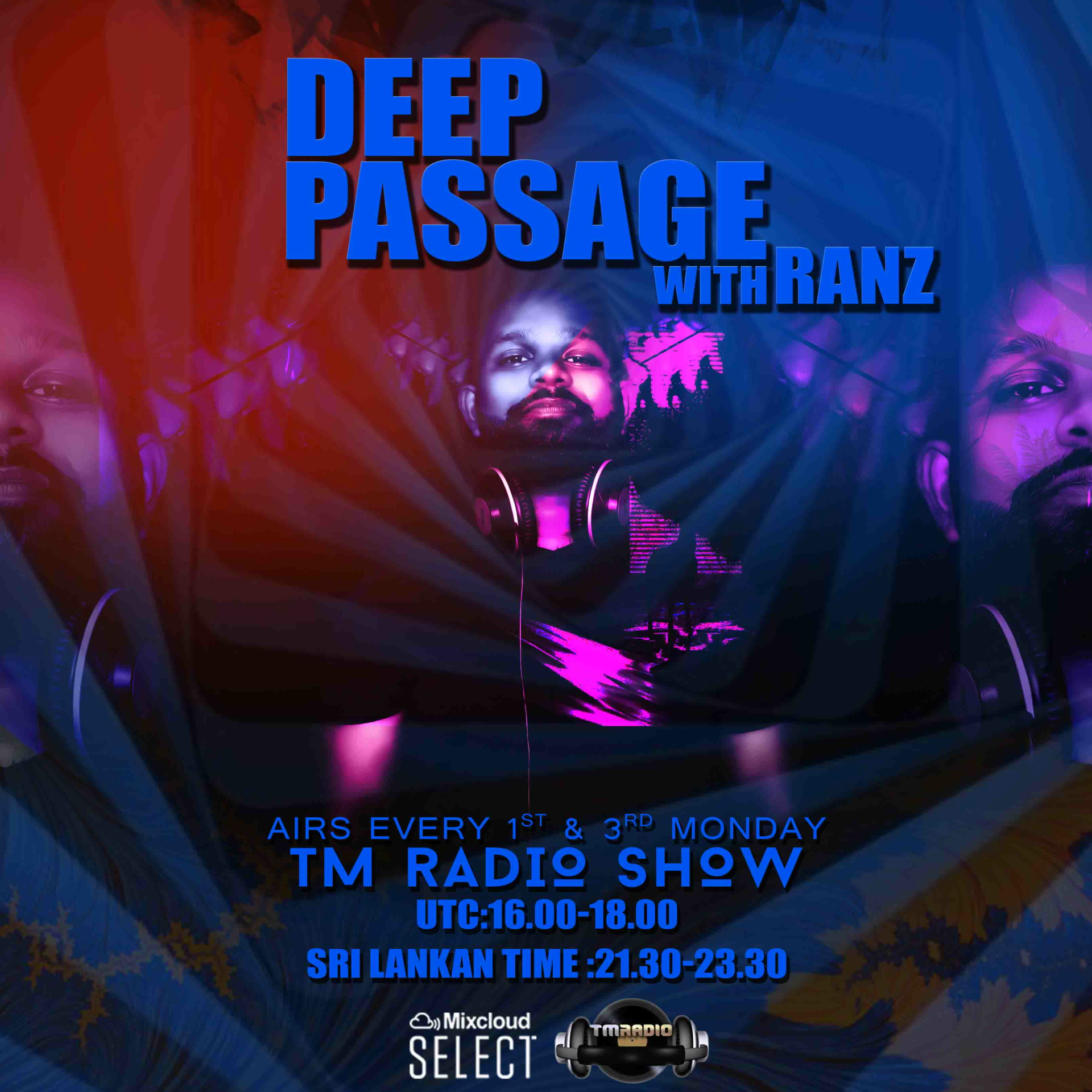 DEEP PASSAGE :: Episode aired on April 6, 2020, 7pm banner logo