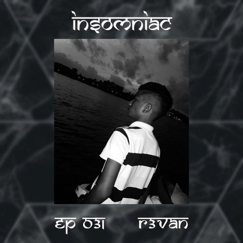 INSOMNIAC EP 031 : TM-Radio Show : Guest Mix by R3VAN (SRI LANKA) (from October 9th)