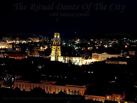 The Ritual Dance Of The City banner logo
