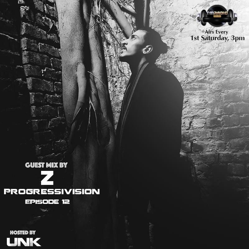Progressivision :: Progressivision Episode 12 Guest Mix by Z (aired on April 4th, 2020) banner logo