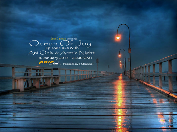 Ocean of Joy :: Episode aired on January 16, 2014, 11pm banner logo
