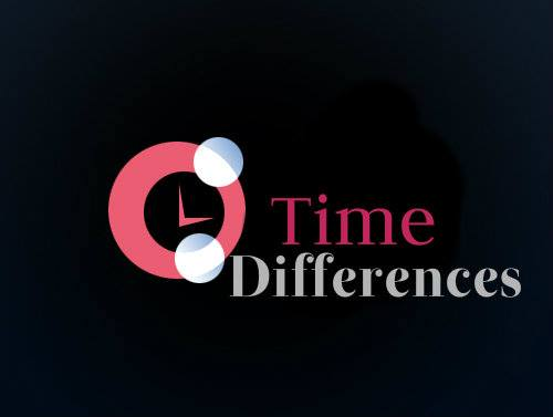 Time Differences banner logo