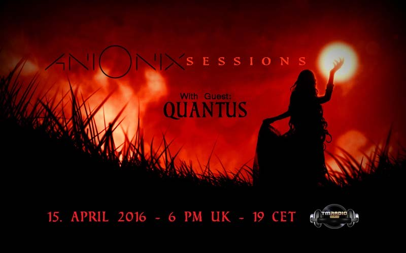 Ani Onix Sessions :: Episode aired on April 15, 2016, 6pm banner logo