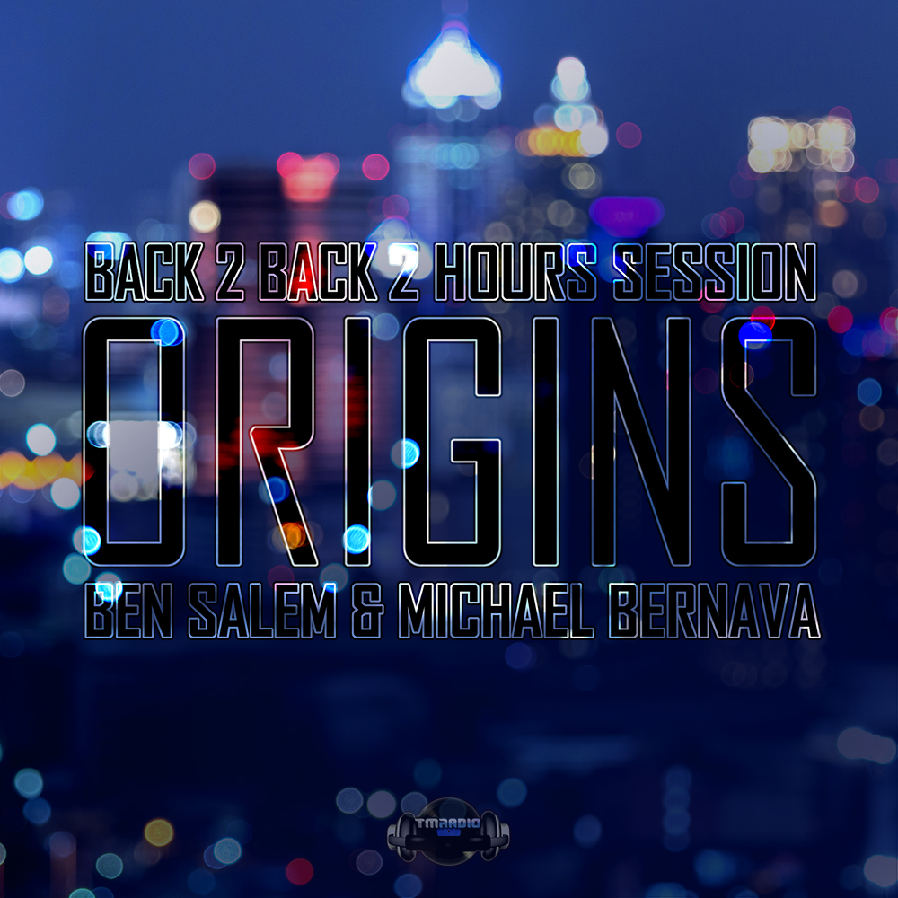 Origins :: Episode 024 (aired on March 24th, 2018) banner logo