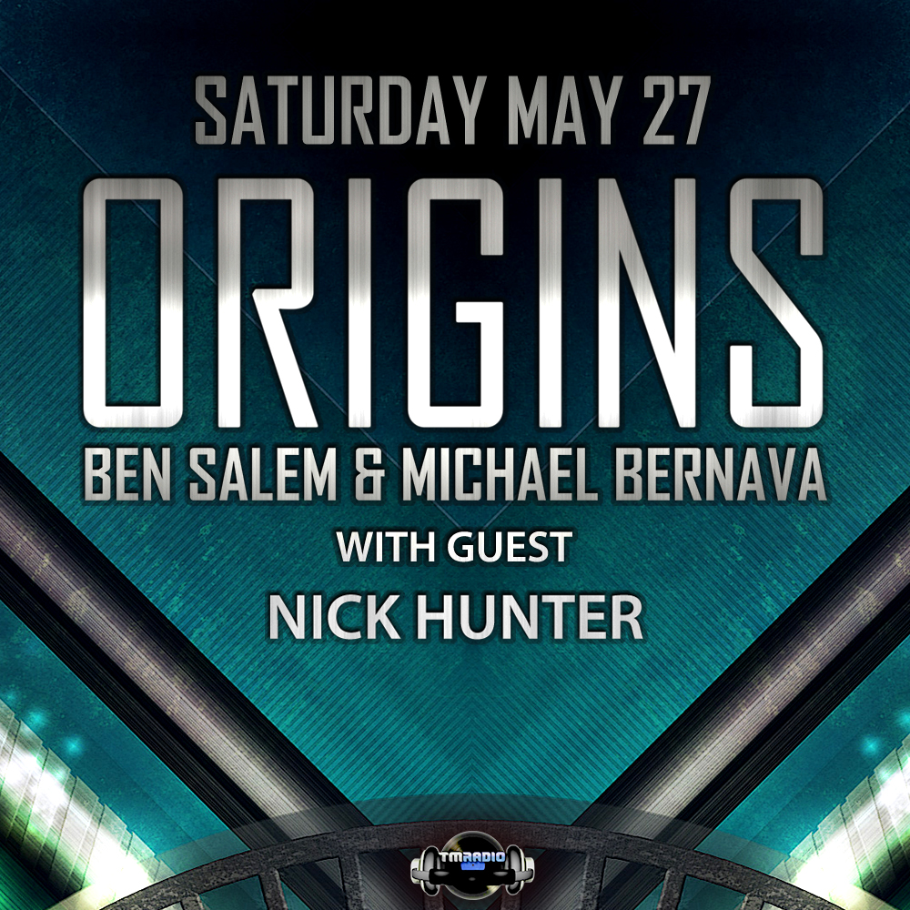 Origins :: Episode 026 (aired on May 26th, 2018) banner logo