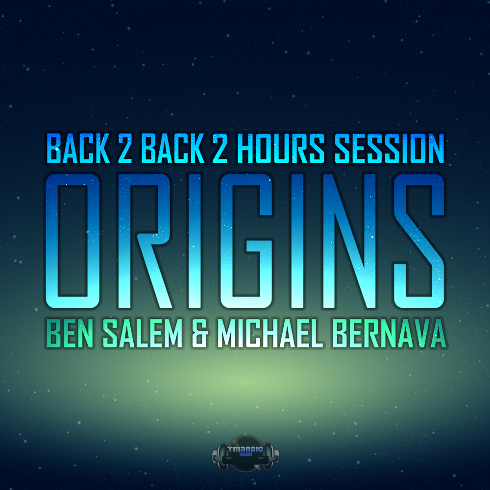 Origins :: Episode 028 (aired on July 28th, 2018) banner logo