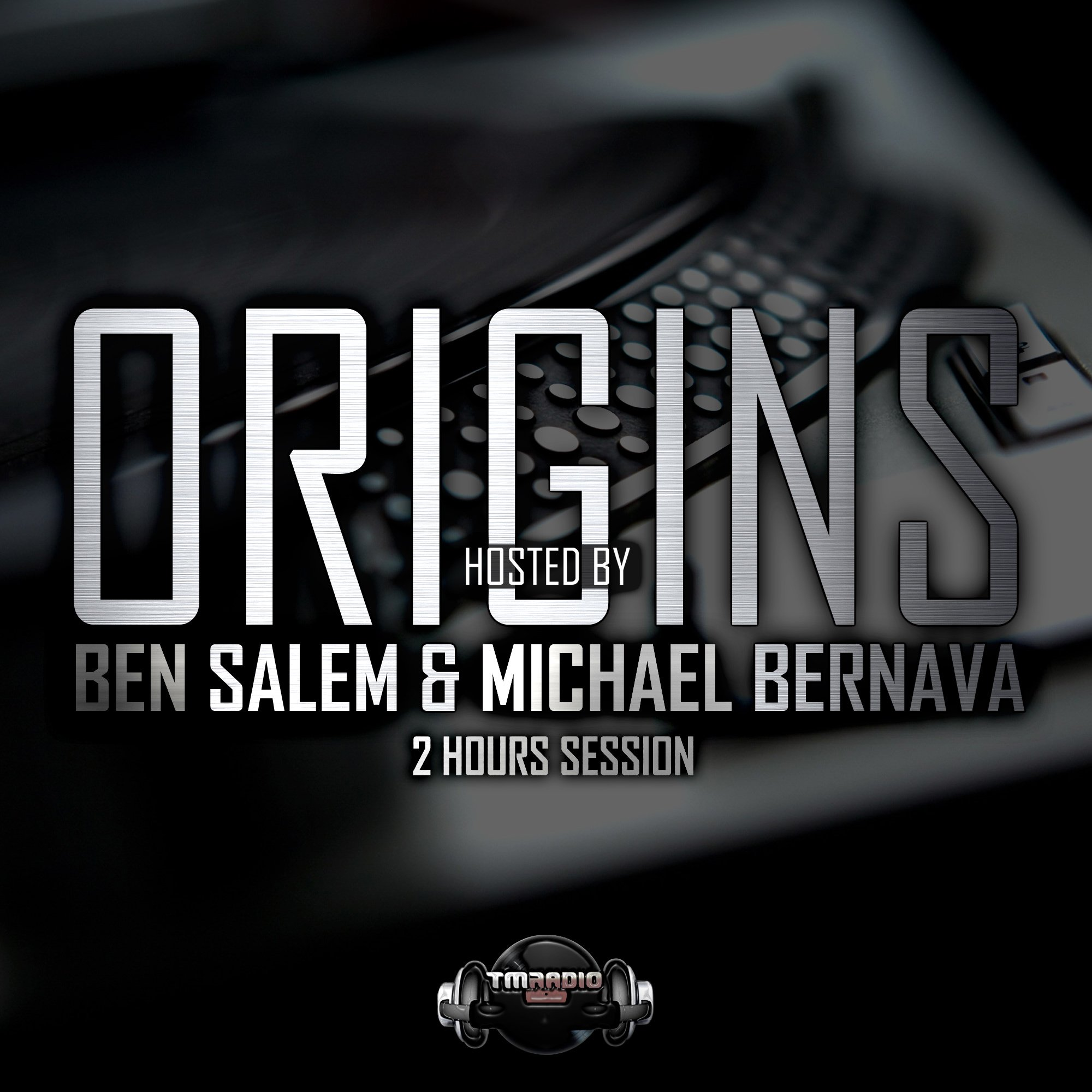 Origins :: Episode 022 (aired on January 27th, 2018) banner logo