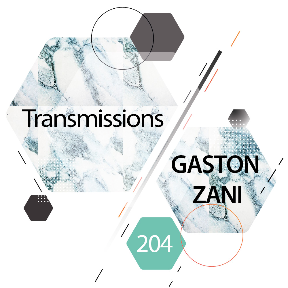 Transmissions :: Episode 204, guest Gaston Zani (aired on November 14th, 2017) banner logo