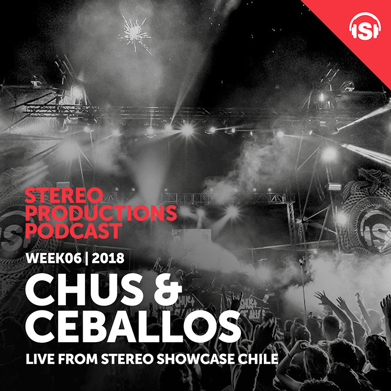 Stereo Productions Podcast :: Episode 235, live from Stereo Showcase, Chile (aired on February 9th) banner logo