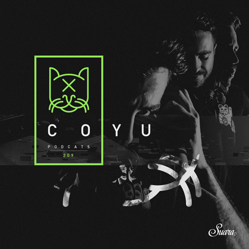 Suara PodCats :: Episode 209, live at club Tama (Poland) (aired on February 22nd) banner logo