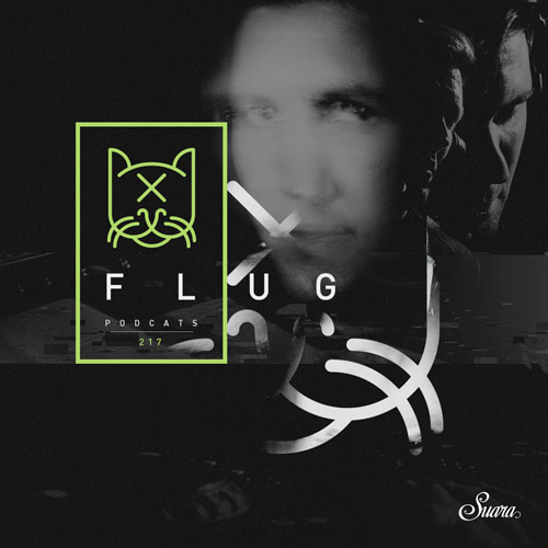 Suara PodCats :: Episode 217, guest mix Flug (aired on April 19th) banner logo