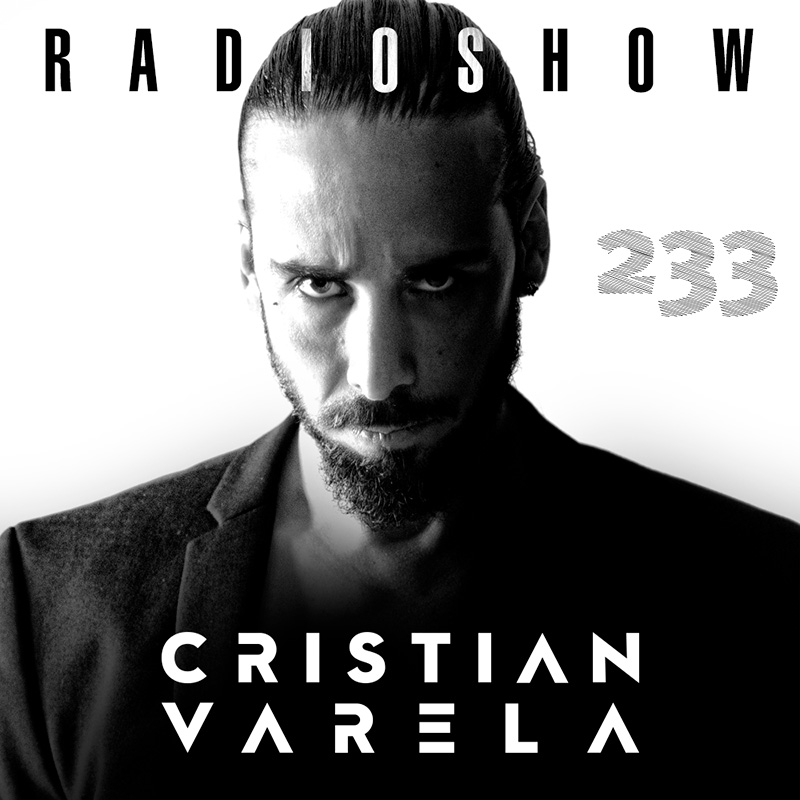 Cristian Varela Radio Show :: Episode 233 (aired on October 19th, 2017) banner logo