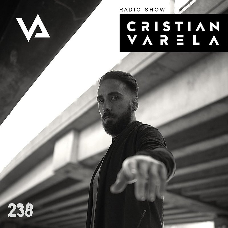 Cristian Varela Radio Show :: Episode 238, live at Lanna Club part 4, guesting Vloken (aired on November 23rd, 2017) banner logo