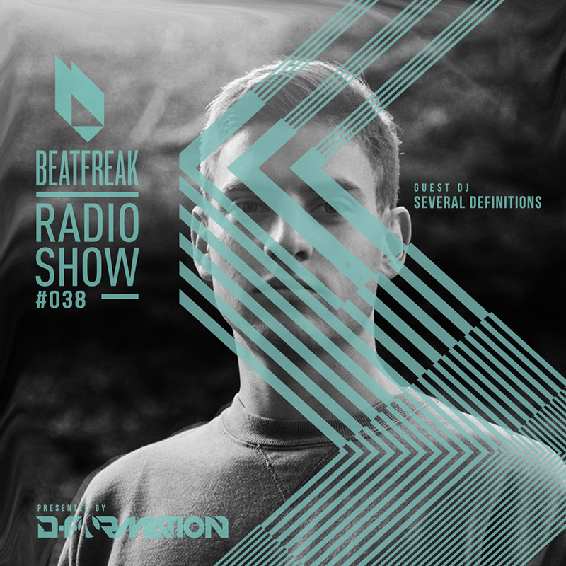 Beatfreak Radio Show :: Episode 038, with Several Definitions (aired on February 3rd, 2018) banner logo