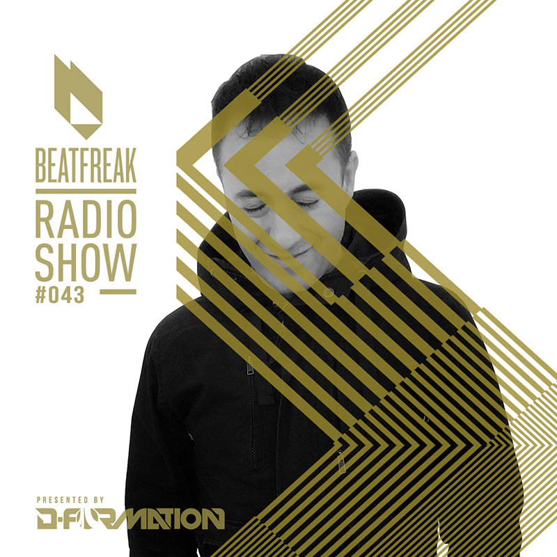 Beatfreak Radio Show :: Episode 043 (aired on March 10th, 2018) banner logo