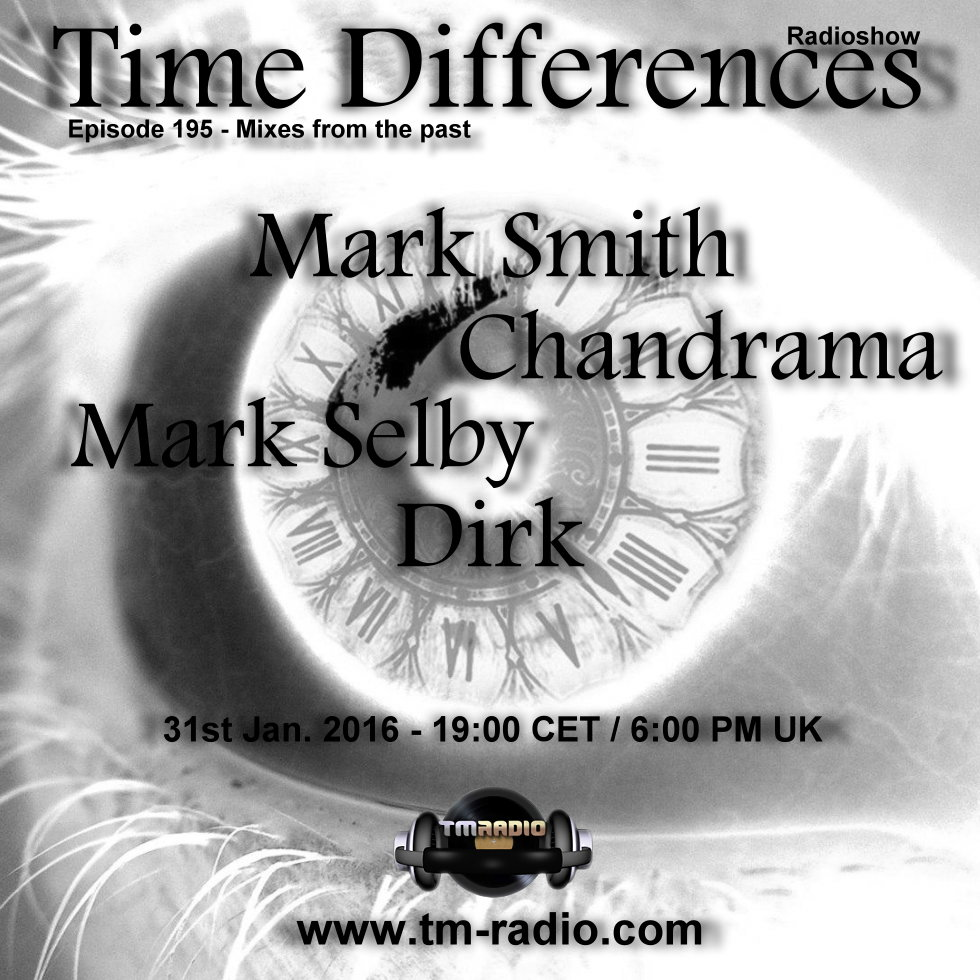 Time Differences :: Episode 195, with all hosts (aired on January 31st, 2016) banner logo