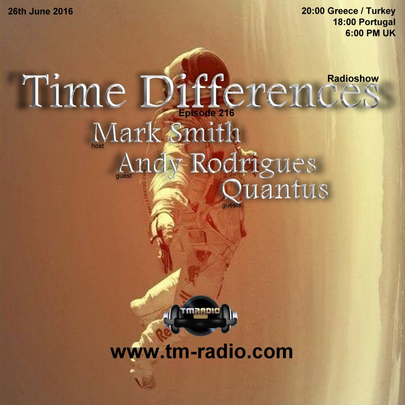 Episode 216, hosted by Mark Smith (from June 26th, 2016)