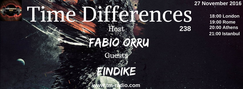 Episode 238, hosted by Fabio Orru (from November 27th, 2016)