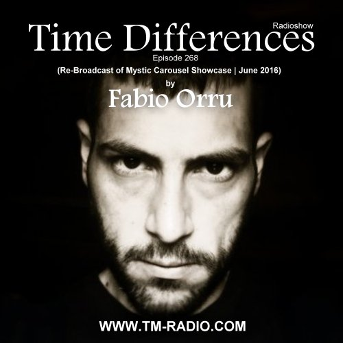 Time Differences :: Episode 268, hosted by Fabio Orru (aired on June 25th, 2017) banner logo