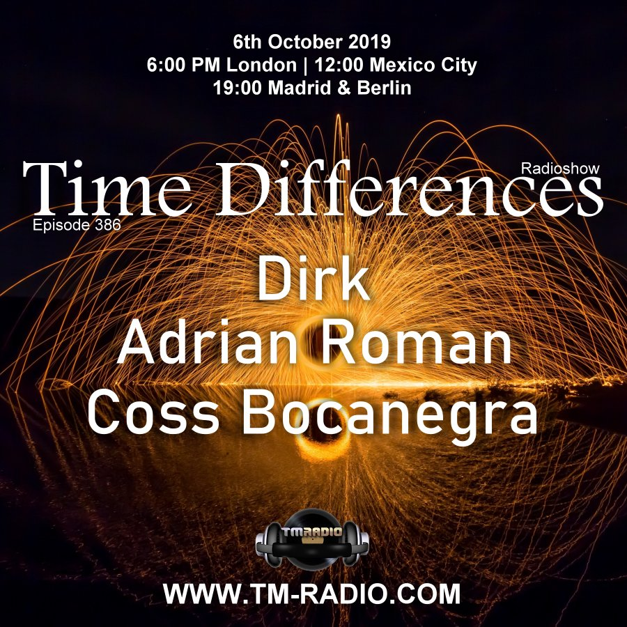 Episode 386, with guests Adrian Roman, Coss Bocanegra and host Dirk (from October 6th, 2019)