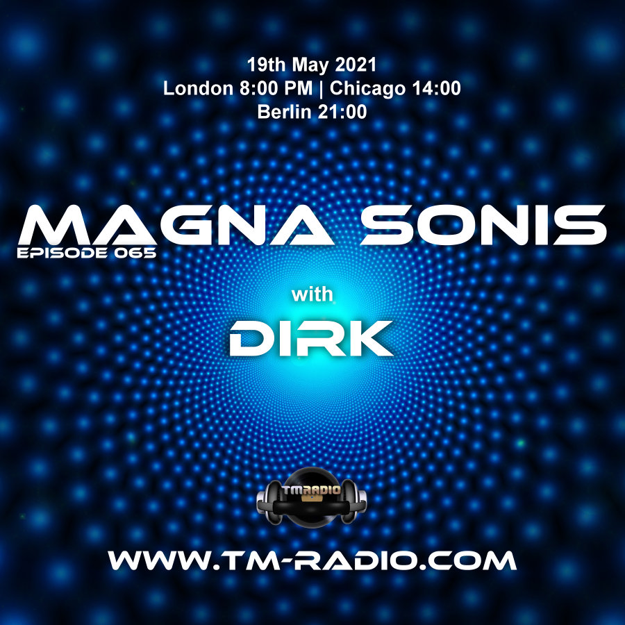 Magna Sonis :: Episode 065 with host Dirk (aired on May 19th) banner logo