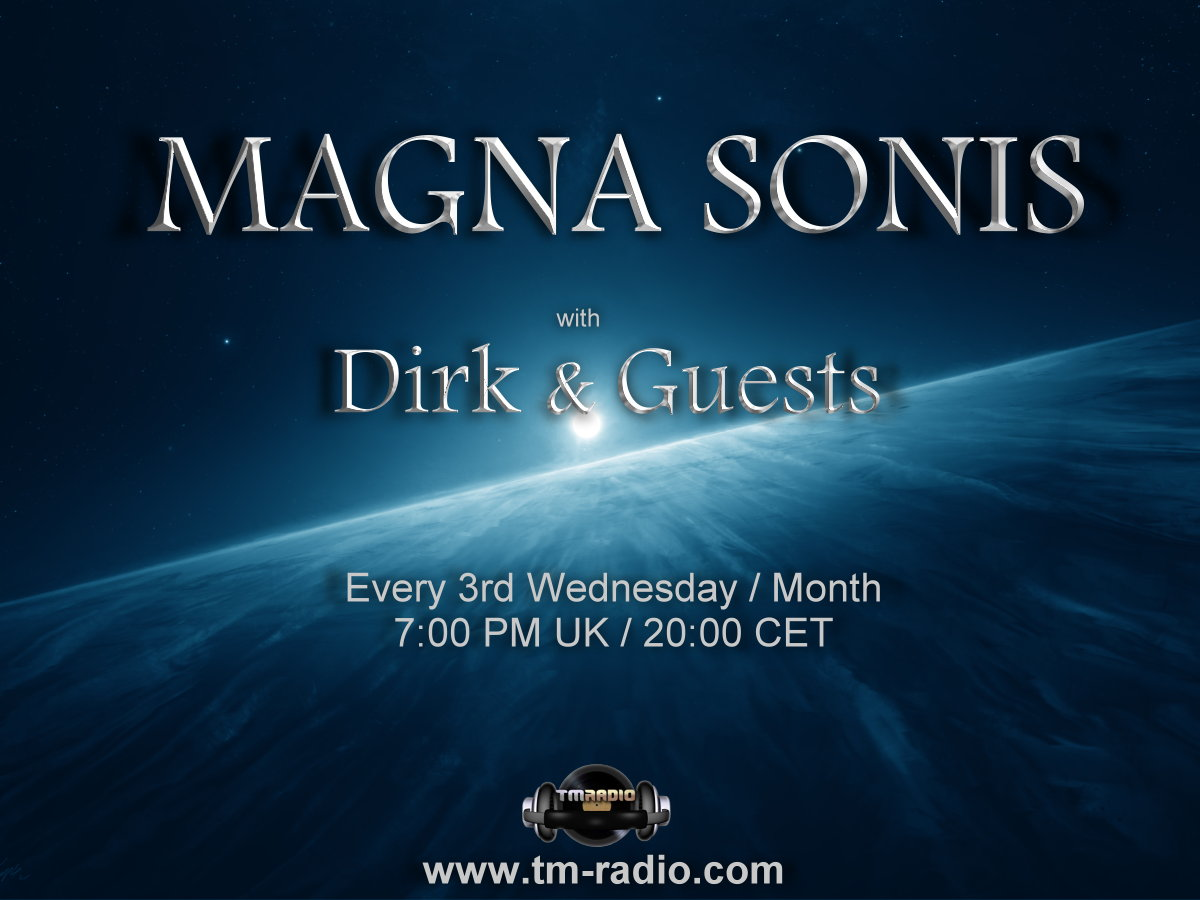 Magna Sonis :: Episode 032 (aired on July 18th) banner logo