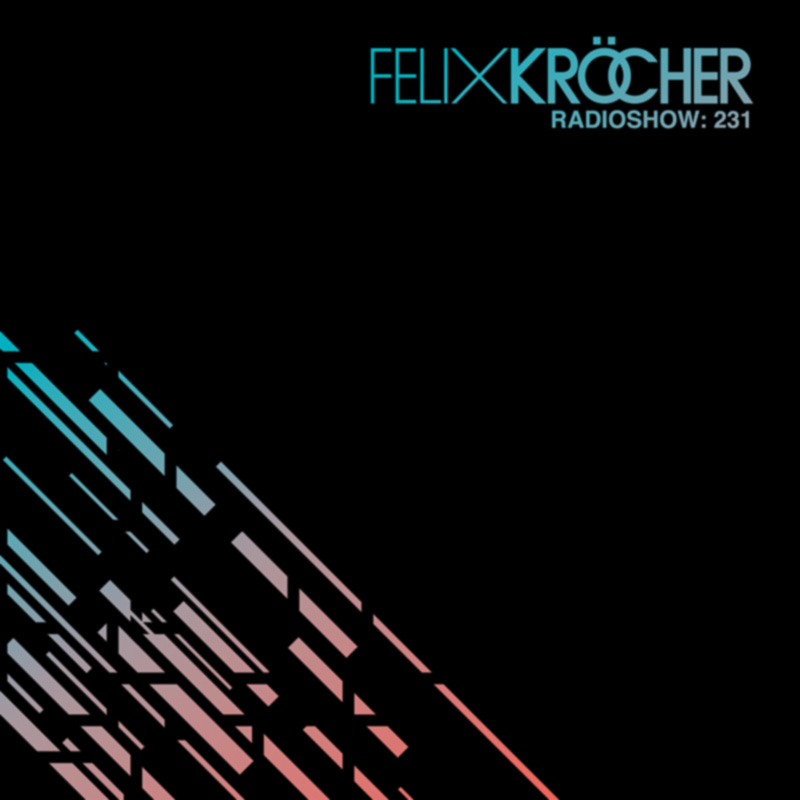 Felix Kröcher Radioshow :: Episode 231 (aired on May 15th, 2018) banner logo