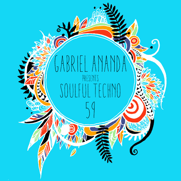 Gabriel Ananda Presents Soulful Techno :: Episode 059 (aired on November 17th, 2017) banner logo