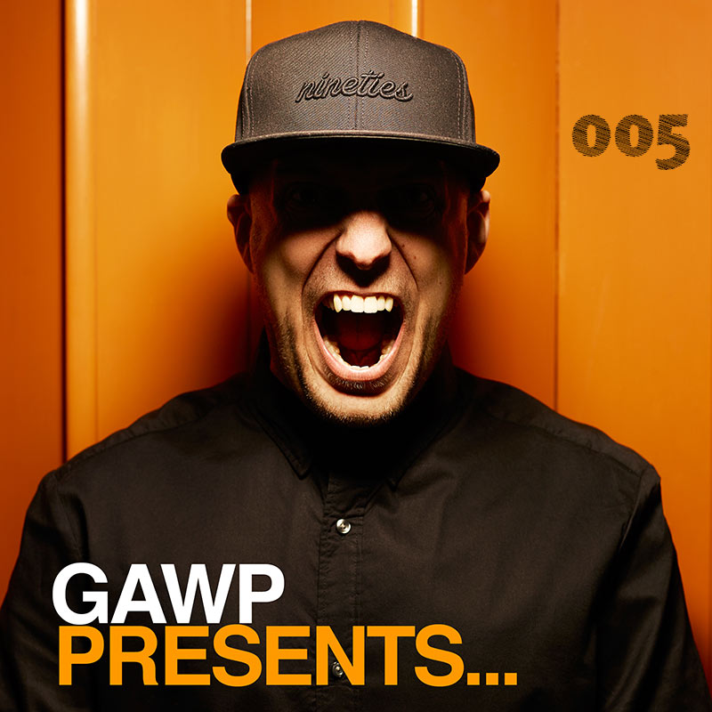 GAWP presents :: Episode 005, guest Jay Robinson (aired on October 13th, 2017) banner logo