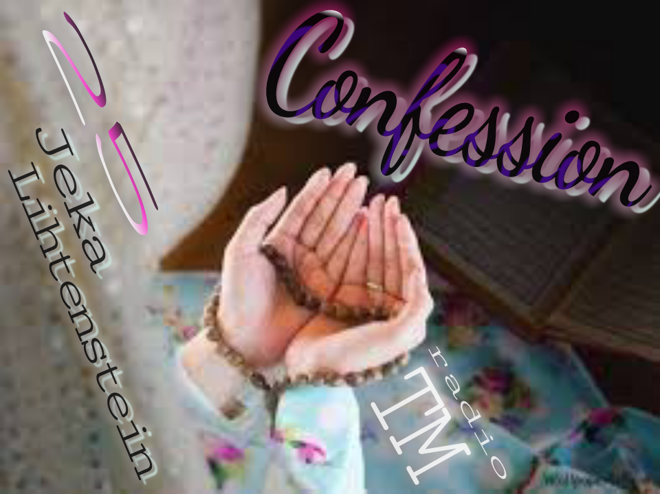 Confession :: Episode 025 (aired on May 25th, 2018) banner logo