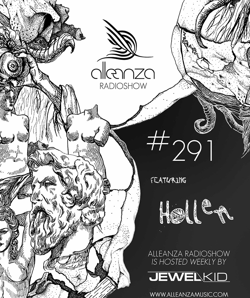 Episode 291, Hollen guest mix (from September 19th, 2017)