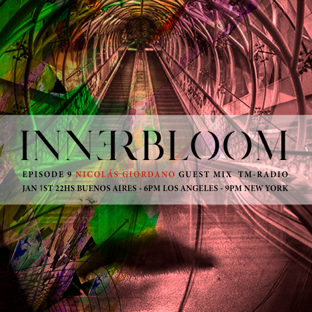 Innerbloom :: Episode 009 (aired on January 2nd) banner logo