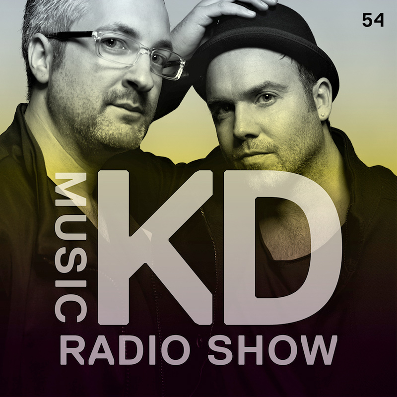 KD Music Radio Show :: Episode 054, live at Jail Club (Senta, Serbia) (aired on November 1st, 2017) banner logo