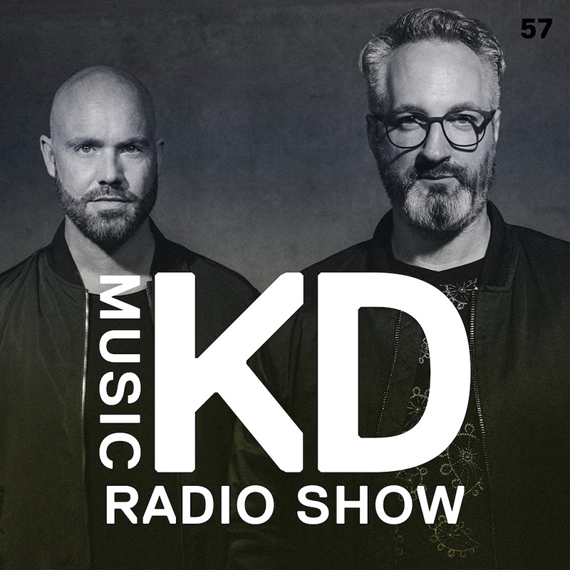 KD Music Radio Show :: Episode 057, Live at Artheater (Cologne, Germany) on 20-jan-2018 (aired on February 7th, 2018) banner logo