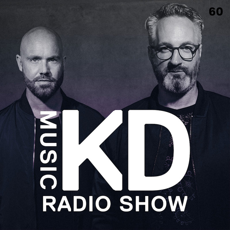 KD Music Radio Show :: Episode 060, Live at Electro Preste (El Alto, Bolivia) (aired on May 2nd, 2018) banner logo