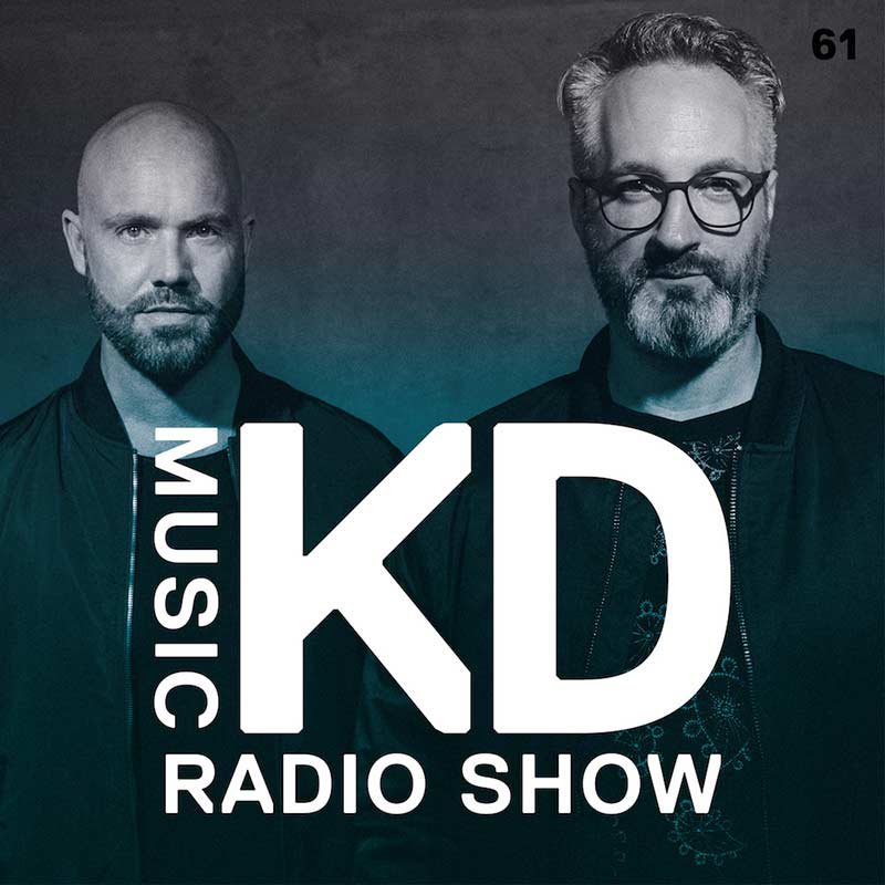 KD Music Radio Show :: Episode 061, Live at Elements Festival (Germany) (aired on June 6th, 2018) banner logo