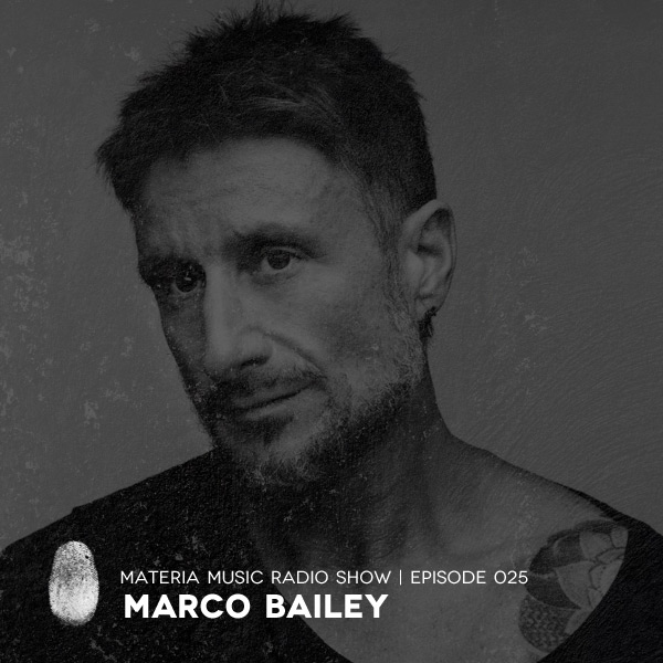 Materia Music Radio Show :: Episode 026 (aired on February 17th, 2018) banner logo