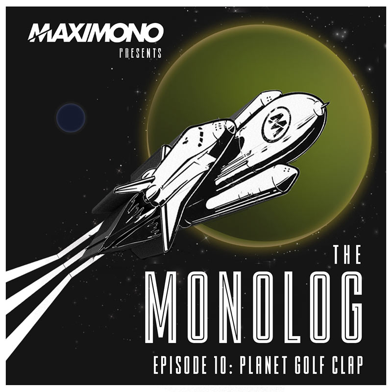 Episode 010, Planet Golf Clap (from March 2nd, 2018)