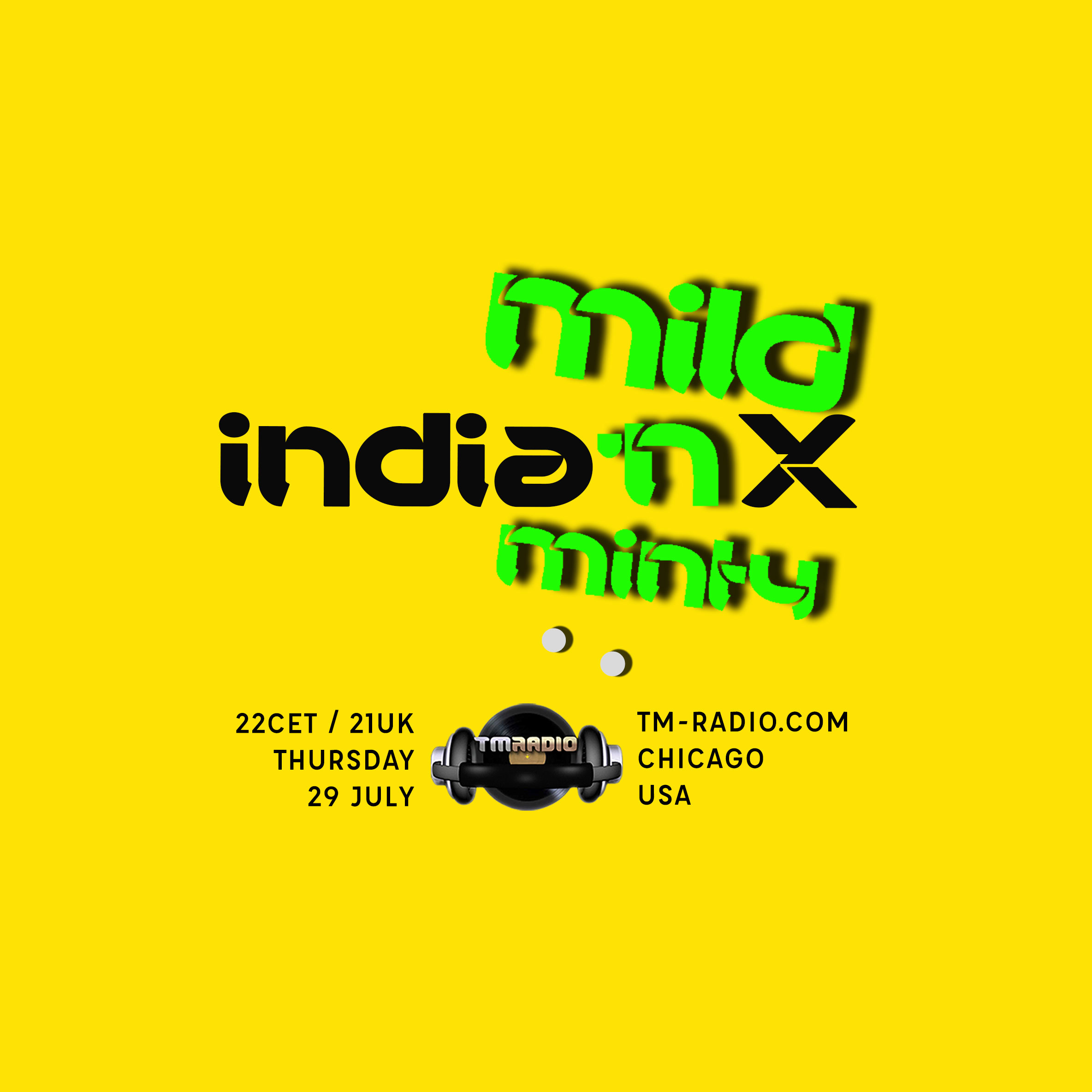 Mild 'N Minty :: Mild 'N Minty N°80 (aired on July 29th) banner logo