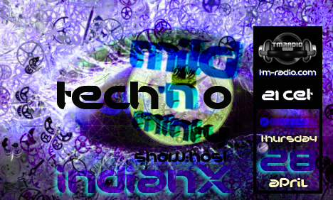 Mild 'N Minty :: Tech'No (aired on April 28th, 2016) banner logo