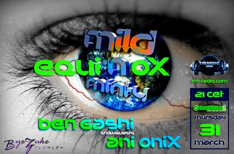 Mild 'N Minty :: Equi'Nox (aired on March 31st, 2016) banner logo