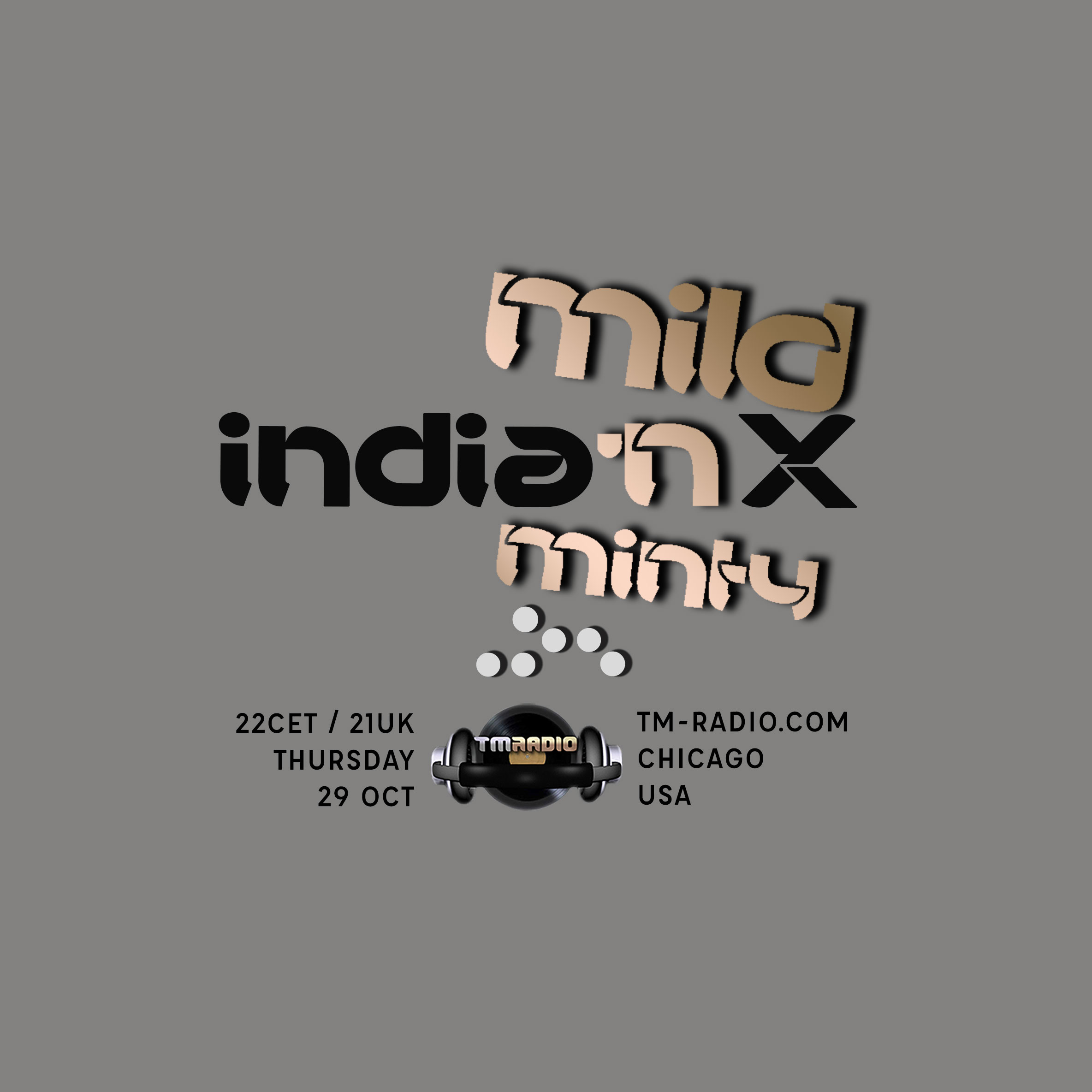 Mild 'N Minty :: Mild 'N Minty N°71 (aired on October 29th, 2020) banner logo