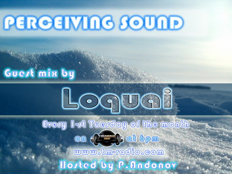 Perceiving Sound :: Episode 007 (aired on February 7th, 2012) banner logo